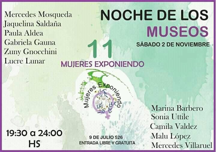 Noche de los Museos: guía del mayor evento cultural
