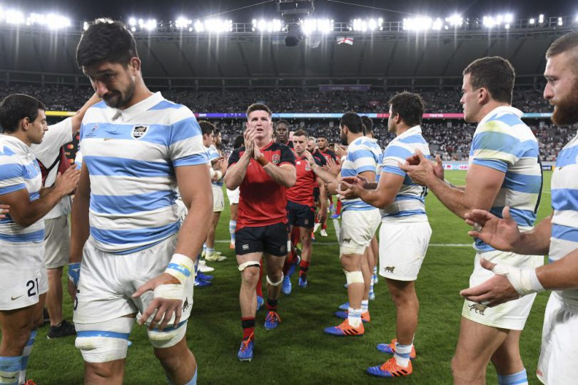 argumento factor Falsedad  El triunfo de Francia sobre Tonga eliminó a Los Pumas – El Eco