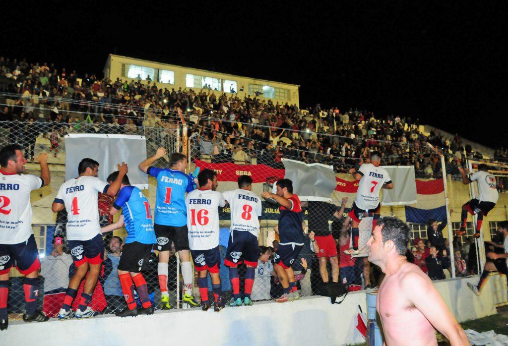 Ferro es campeón de la Unión Regional Deportiva - El Eco de Tandil
