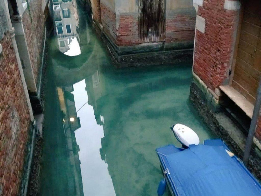 Venecia cristalina