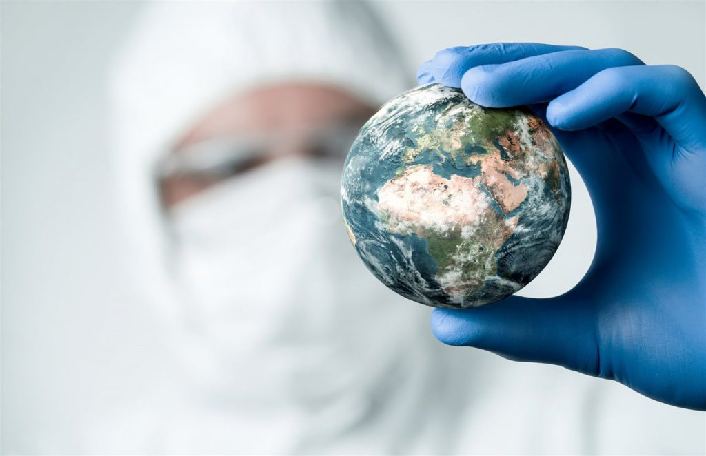 El cuidado del planeta post coronavirus