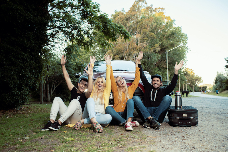 ViamoTutti viajes compartidos carpooling competencia