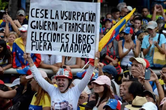 La oposición en Venezuela anunció que no participará de los comicios parlamentarios – El Eco